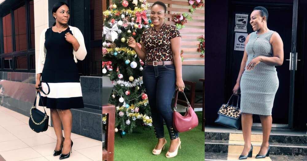 Akosua Ago Aboagye: Peace FM Presenter Celebrates Birthday WIth Lovely Family Photos