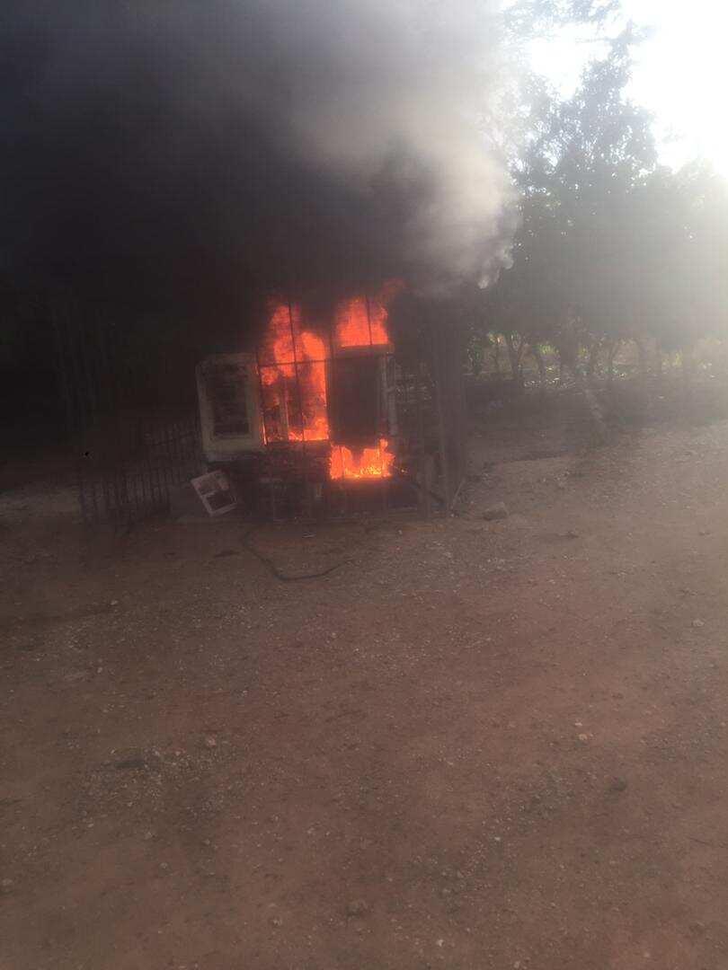 Operation Halt burns galamsey office of NPP Women's Organiser