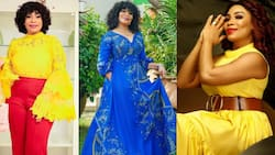 Fashion goals: 9 photos of Dumelo's sister-in-law Selassie Ibrahim that prove age is just a number