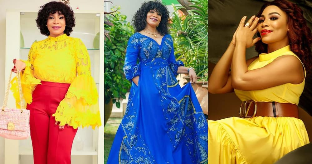 Selassie Ibrahim: 9 Photos of Dumelo's Sister-in-law Proving age is just a Number
