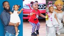 Her smile is priceless - Latest photos of Baby Maxin from Canada warms hearts of fans