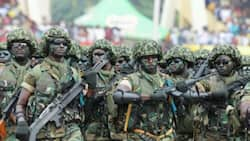 National security operatives beat Ghanaian soldier in Accra; Army reacts