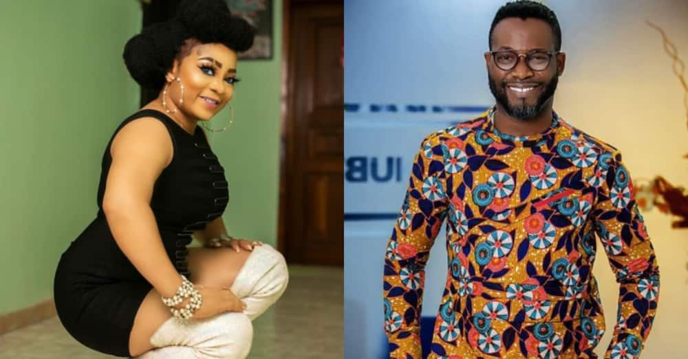 I've always had a crush on Adjetey Anang - Vicky Zugah boldly confesses in video