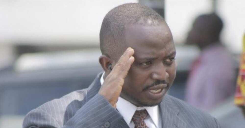 NDC suspends former flagbearer aspirant Stephen Atubiga for misconduct