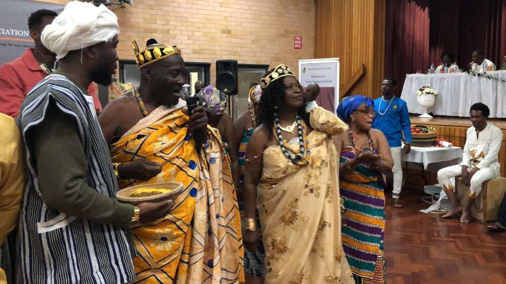 Ga-Adangbe tribe