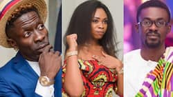 """""""Your maturity is amazing"""" - Fans applaud Michy's video amid accusation that she slept with NAM1 behind Shatta Wale"""
