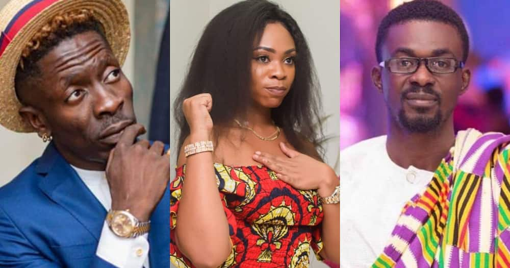 Michy: Shatta Wale's ex-Girlfriend's First Reaction After Allegations that she slept with NAM1 Drops
