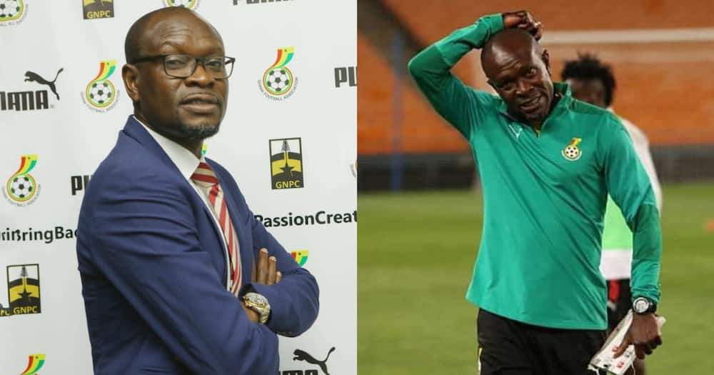 No unique style of play, no pattern, weird call-ups - Ghanaians react to C.K Akonnor's sacking