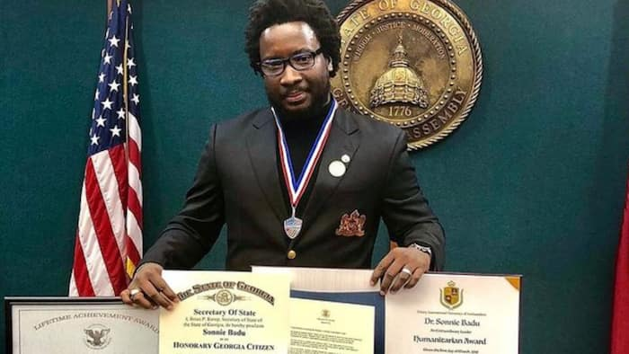 Sonnie Badu did not acquire degrees in four months - TIUA explains in detailed statement