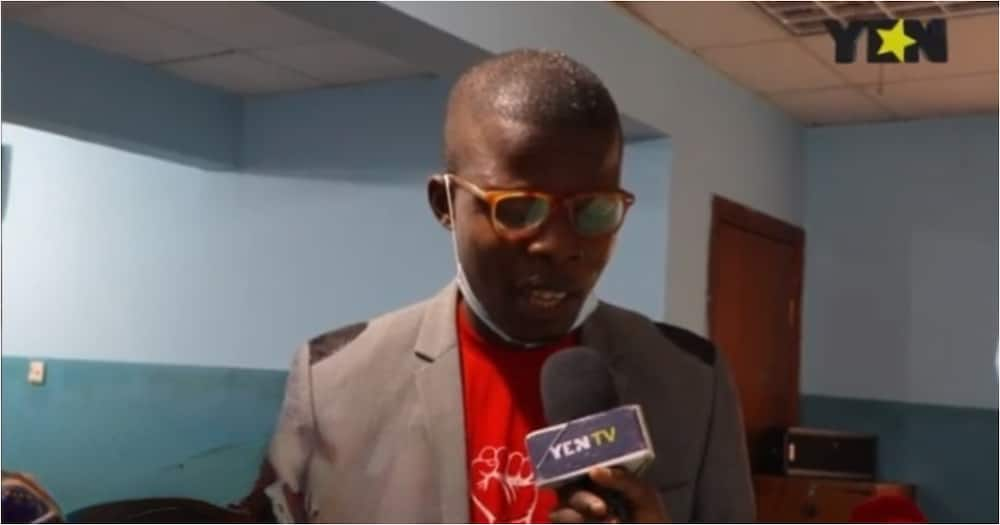 'I Invested GHc86K into Menzgold, I now Depend on Friends to Eat - Visually Impaired man Shares Sad Story