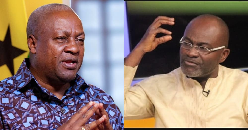 It will not be easy to win 2024 elections; Mahama is a force to reckon with – Ken Agyapong