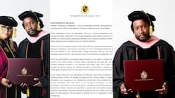 Our degrees are not the same as others - Sonnie Badu's 'fake' PhD university admits it has no accreditation from US gov't