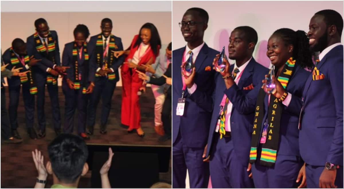 Univ. of Ghana students appeal for help to compete in global event for $1m prize