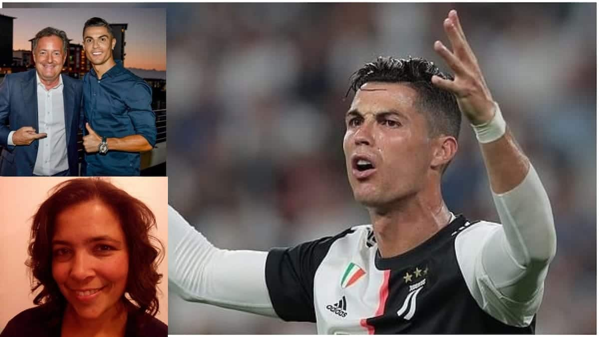 Woman who owned up as helper of Cristiano Ronaldo exposed; gets rejected