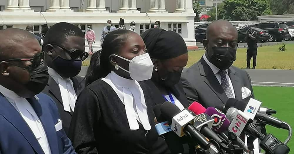 Our star witness Peter MacManu poised, ready to testify - Akufo-Addo's legal team