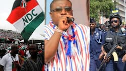 I disagree with police; NDC youth have the right to demonstrate - NPP's Nana B supports NDC