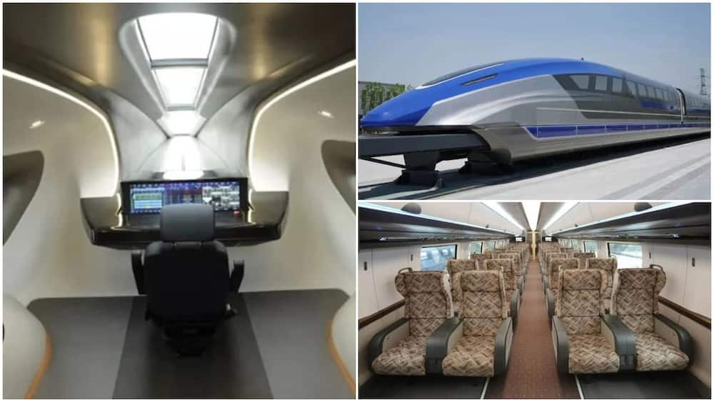 China unveils bullet train, travels faster than plane, covers 600km/h