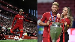 Jubilation at Anfield as Liverpool star welcomes new baby after EPL win over Burnley