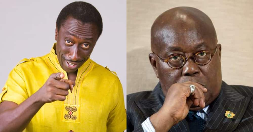 Ghanaians cheer on Kwaku Sintim-Misa for the #FixTheCountry comment about Prez. Akufo Addo