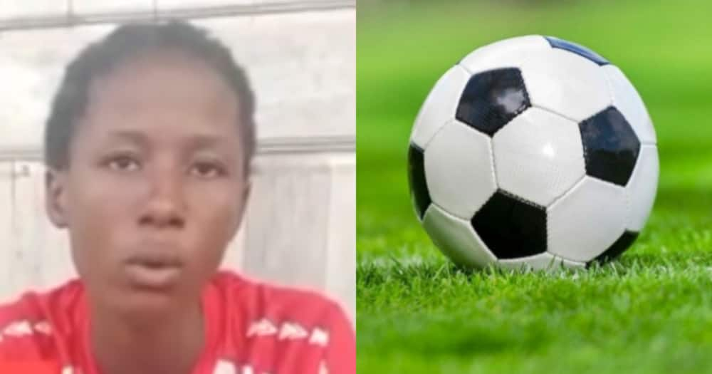 Firdaus Yakubu: Ghanaian female midfielder returns to the pitch one-month after giving birth