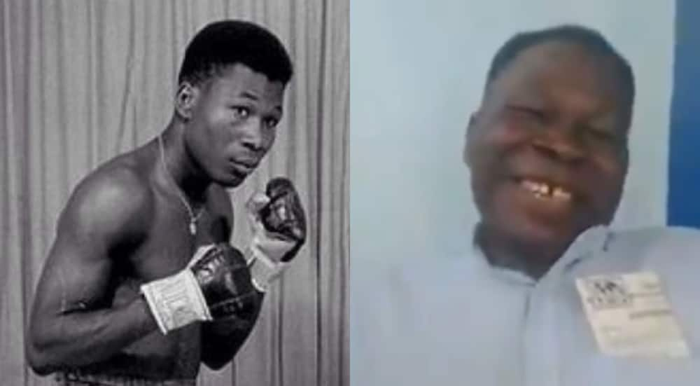 Akufo-Addo orders for boxing champion DK Poison to be repaid $45k govt borrowed from him in 1976