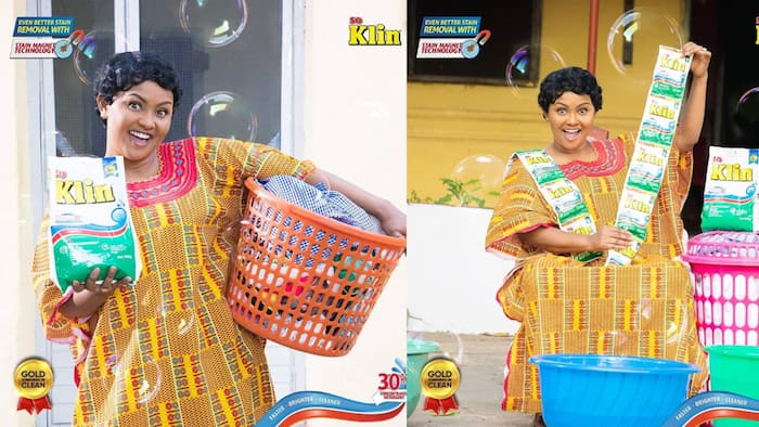 McBrown lands big deal as brand ambassador for So Klin; videos from her unveiling drop