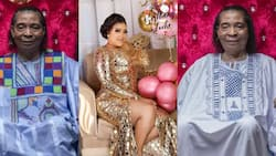 Apostle Kwadwo Safo's last daughter pops up with 5 beautiful photos on her 32nd birthday