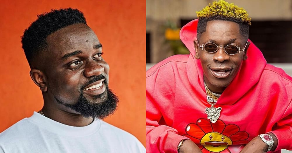 This week is for sark nation; Shatta Wale shows love to Sarkodie ahead of his album release