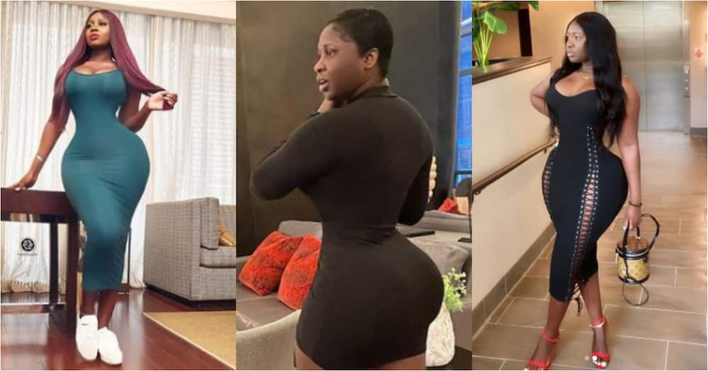 Princess Shyngle causes stir as she drops raw photos in no-makeup, earrings, or pants