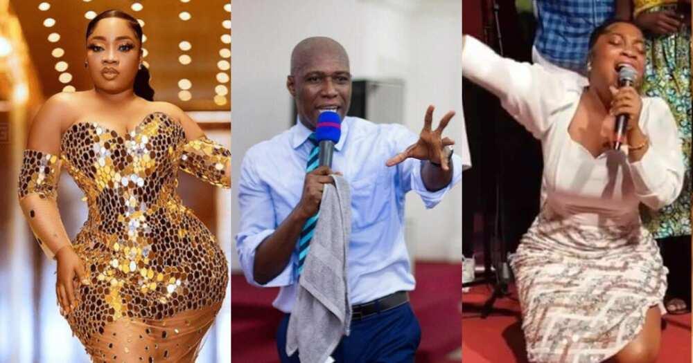 We welcome you, sweetheart - Prophet Oduro addresses Moesha's issue in video