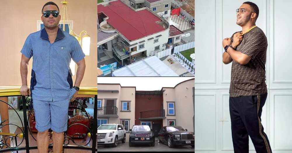 Kwadwo Sarfo Jnr: Kantanka boss owns Hospital, 10-bedroom House, Uncountable cars