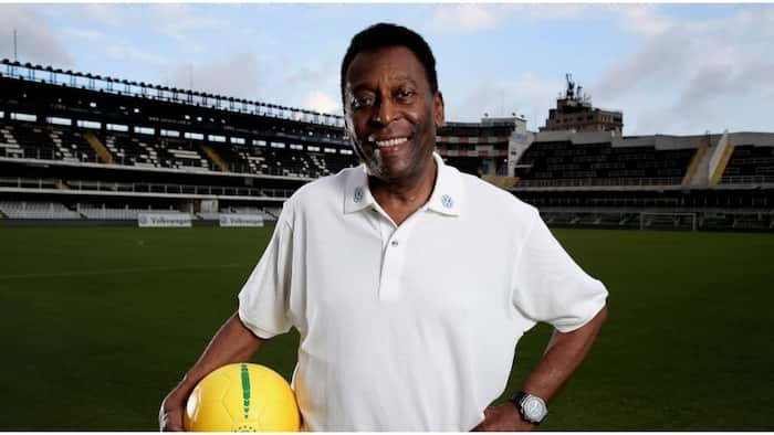 Pele: Brazil football legend readmitted to ICU, in stable condition