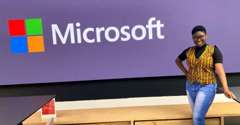 2017 University of Ghana graduate recruited as Program Manager at Microsoft