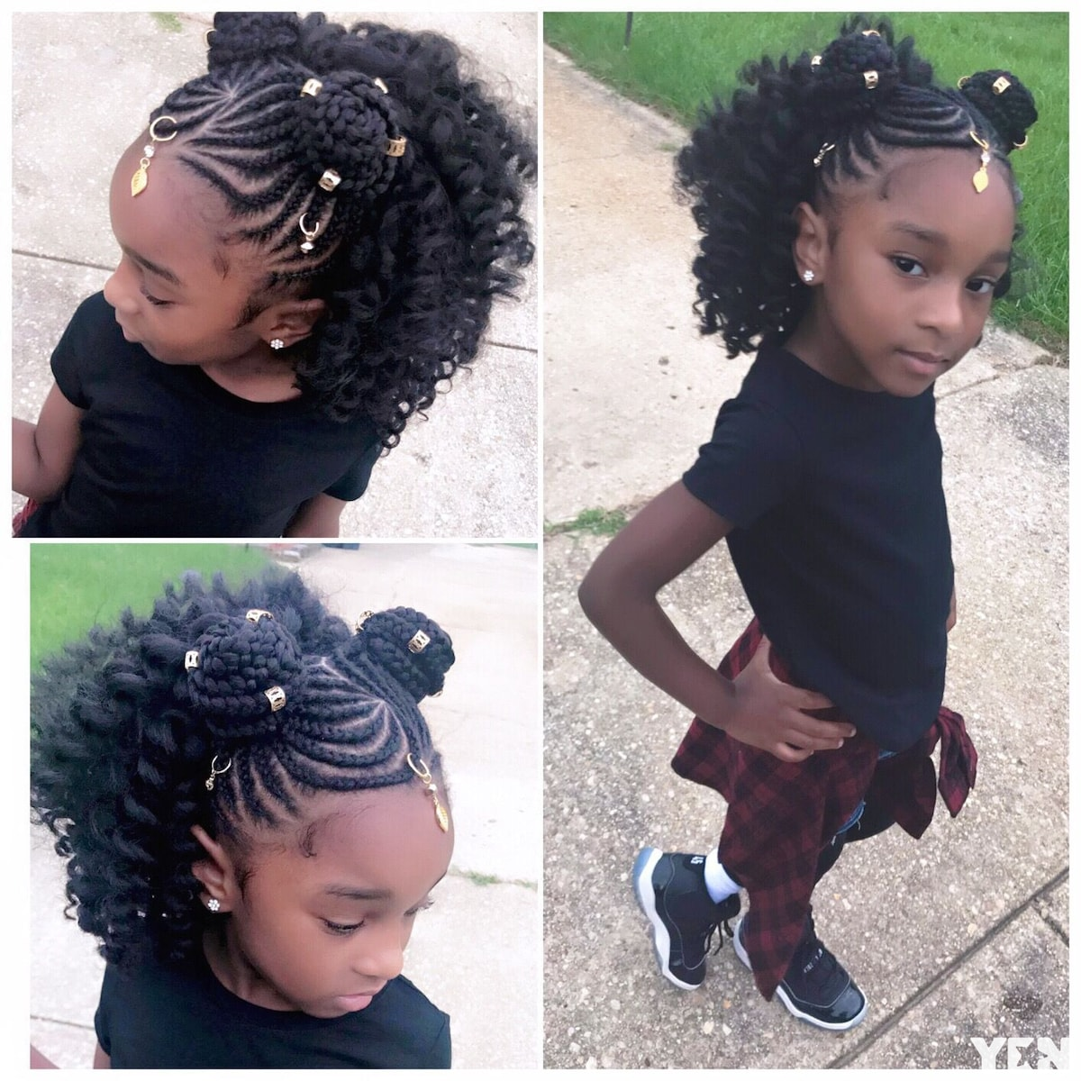 kids hair braid styles best 25 beautiful braids for in 2019 yen gh 3985 | ea9e746c4ef255b9 w