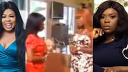 Throwback video of Delay and Afia Schwar acting together drops; actress 'begs' for Afia as fans react