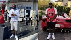 Rick Ross Owns 100 Classic and Luxurious Cars But Has No Driver's Licence