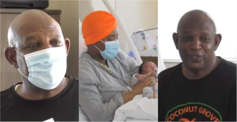 Black man who was one of 1st babies in US hospital welcomes son in same hospital 62 years later