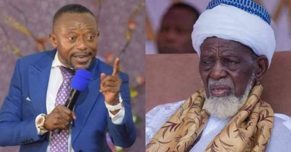 Owusu Bempah says he never apologised to Chief Imam after death prophecy saga