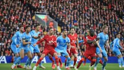 Man City come back twice to force Liverpool to a draw in a crunch Premier League cracker at Anfield