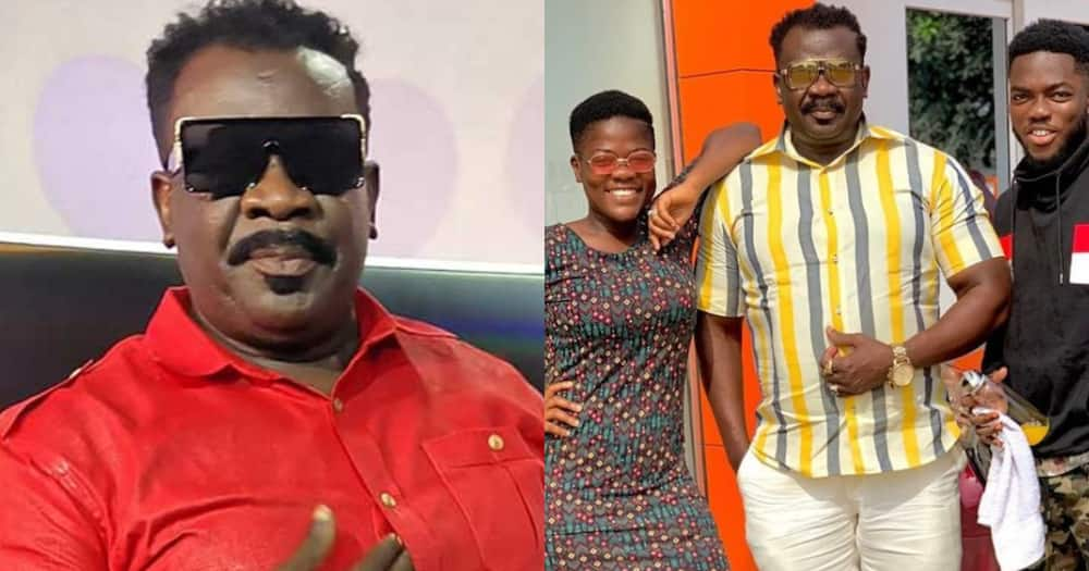 Koo Fori: Photos of Comic Actor with his Grown-up Children Warm Hearts