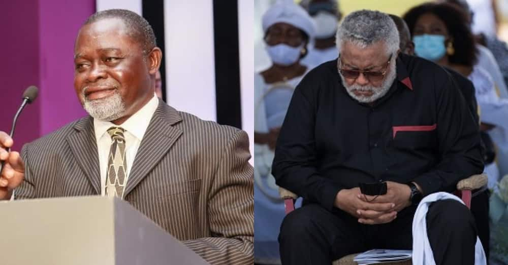 He used to sweep & clean the room after our training - Azumah Nelson recounts why he was so close to Rawlings