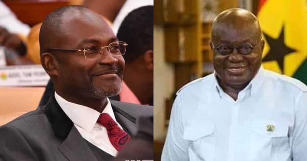 Akufo-Addo appoints Kennedy Agyapong as Ghana Gas Board Chair