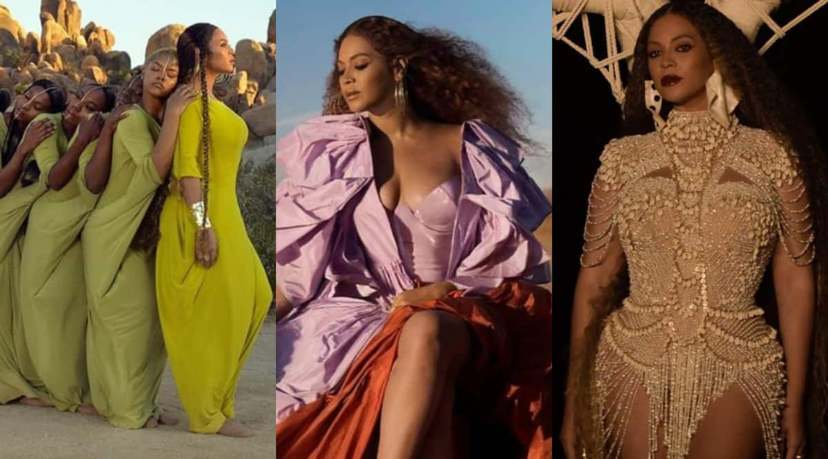 See wow photos of Beyoncé's new 'Spirit' music video in the Lion King remake