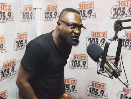 Be proud of Asamoah Gyan; he is better than Messi - Countryman Songo 'blasts' Ghanaians