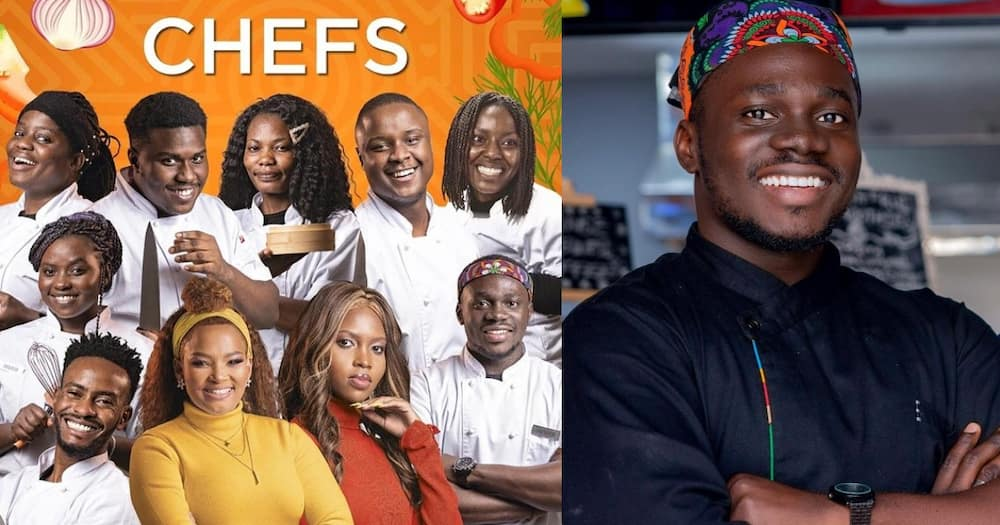 Joseph Odoom, Ghanaian chef wins DSTS competition