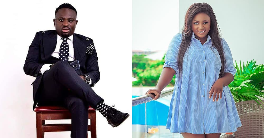 Tracey Boakye meets Brother Sammy for the first time after Papa Nu saga (video)