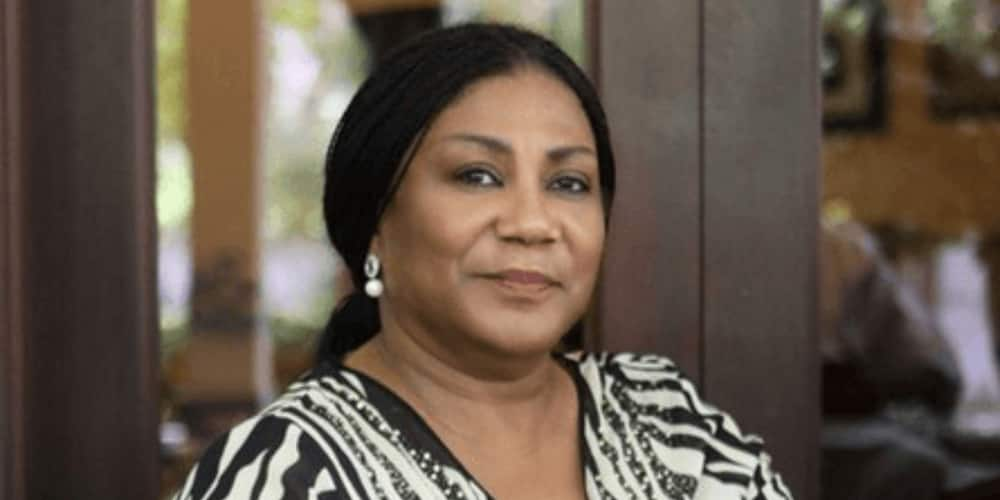 Rebecca Foundation: First Lady donates medical items to Saltpond hospital