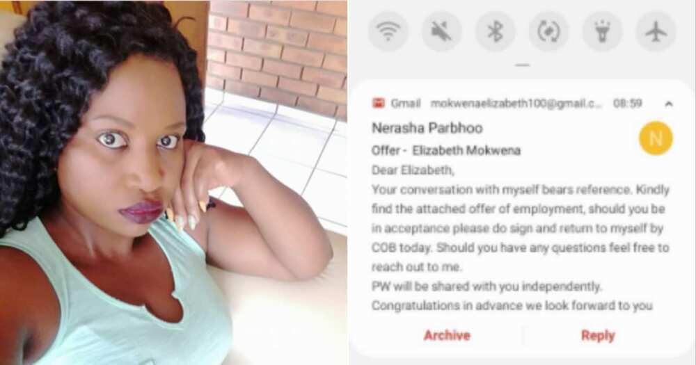 Woman, Dream Job, Social media reactions
