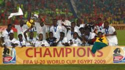 FIFA celebrates 12th anniversary of Ghana's U-20 World Cup triumph