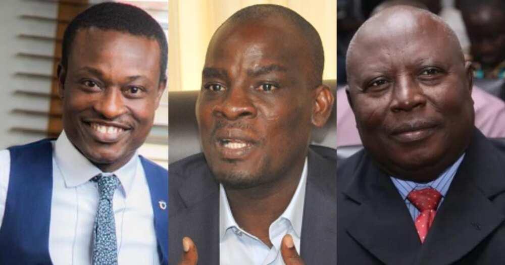 Kissi Agyebeng is no where close to Amidu; men of weight needed to fight corruption – Haruna Iddrisu